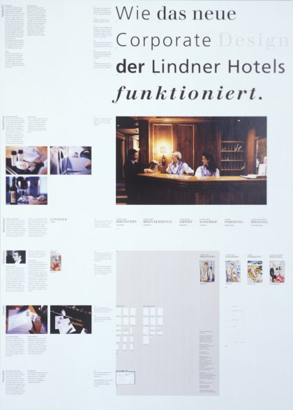 Markendesign Lindner Hotels, Hesse Design