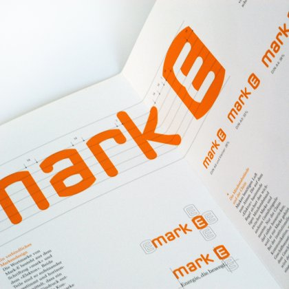 Corporate Design Mark-E, Hesse Design