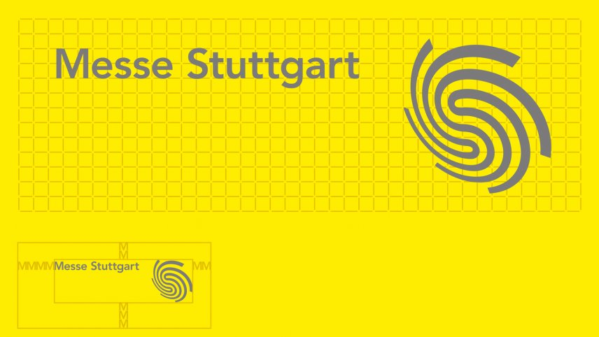 Corporate Design Messe Stuttgart, Hesse Design