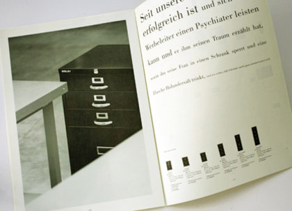 The Hightech Warehouse catalogue Hesse Design