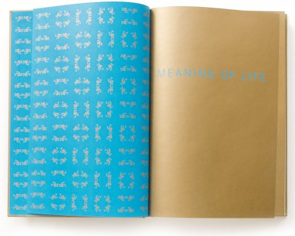Zefa Meaning of Life by Hesse Design