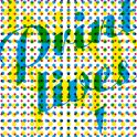 "Poster series for ""Print lives!"" with Franziska Morlock and Till Beckmann. By Klaus Hesse ©2010"